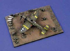 US Air Force WWII Service Area 1:72
