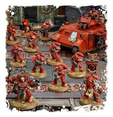 Start Collecting! Blood Angels (Games Workshop 70-41), 11 фигур + танк