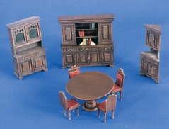Dining Room Furniture 1:35