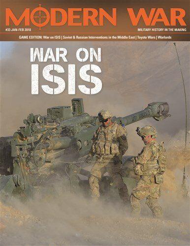 Modern War magazine #33 January-February 2018 (ENG) Military