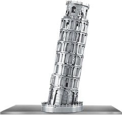 Leaning Tower of Pisa, збірна металева модель (IconX ICX015) 3D-пазл
