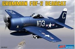 1/72 Grumman F8F-2 Bearcat (ART Model 7201) сборная модель