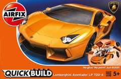 Airfix Quick Build Автомобиль Lamborghini Aventador (J6007)