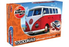 Airfix Quick Build Автомобиль VW Camper Van (J6017)