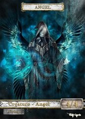 Angel #7 Token Magic: the Gathering (Токен) GnD Cards