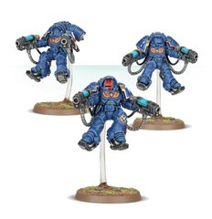 Space Marine Primaris Inceptors (Games Workshop 99120101193) Космодесант: Инцепторы Примарис