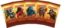 "Magic the Gathering. RIVALS OF IXALAN. Booster Pack (RU) Бустер ""БОРЬБА ЗА ИКСАЛАН"" (15 карт)"