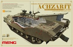 1/35 Israel Heavy Armoured Personnel Carrier ACHZARIT late (Meng Model SS008) сборная модель