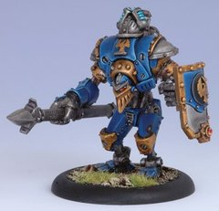 Warmachine Cygnar Lancer (Blister pack) - Privateer Press Miniatures PRIV-PIP 31006