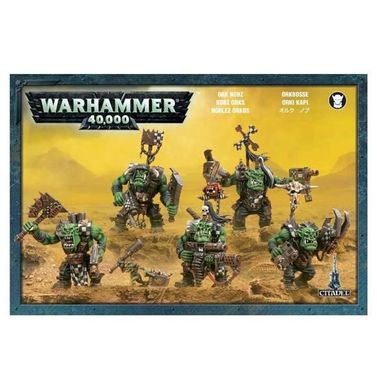 Ork Nobz (Games Workshop 99120103019) Орки: Козыри