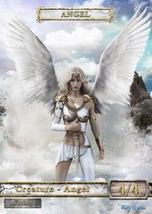Angel #15 Token Magic: the Gathering (Токен) GnD Cards