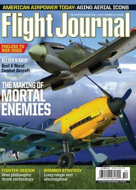 Flight Journal October 2016 The Aviation Adventure - Past, Present and Future
