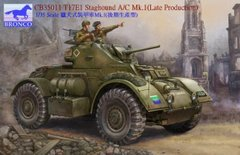 T17E1 Staghound A/C Mk. I поздняя модификация 1:35
