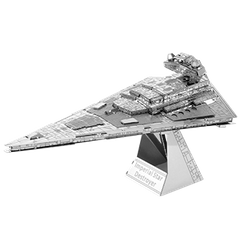 Star Wars Imperial Star Destroyer, збірна металева модель (Metal Earth MMS254)