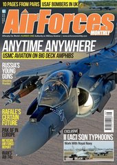 AirForces Monthly Magazine #329 -August 2015- (ENG) Oficially the World's Number One Authority on Military Aviation