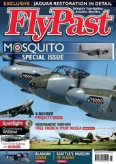 FlyPast March 2017 Britain's Top-Selling Aviation Monthly Magazine (ENG)