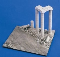 Middle East North Africa Ancient Temple Ruin 1:35