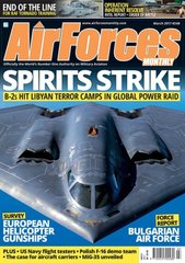 AirForces Monthly Magazine #348 -March 2017- (ENG) Oficially the World's Number One Authority on Military Aviation