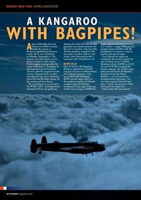 FlyPast September 2017 Britain's Top-Selling Aviation Monthly Magazine (ENG)