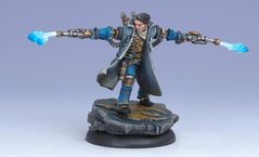 Warmachine Cygnar Captain Allister Caine (Blister pack) - Privateer Press Miniatures PRIV-PIP 31041