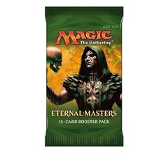 Magic the Gathering. Eternal Masters. Booster Pack (EN) Бустер
