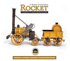 Rocket Locomotive 1:24 OcCre