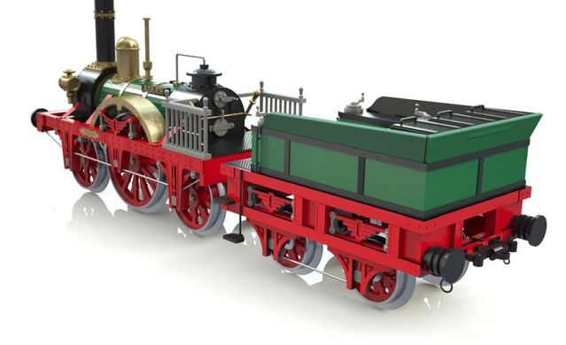Adler Locomotive 1:24 OcCre