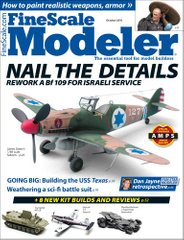 FineScale Modeler -October 2016- The essential tool for model builders
