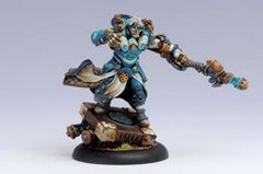 Warmachine Cygnar Epic Warcaster, General Adept Sebastian Nemo (Blister pack) - Privateer Press Miniatures PRIV-PIP 31051