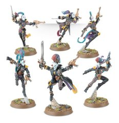 Harlequin Troupe (Games Workshop 99120111001) Арлекины: Труппа Арлекинов