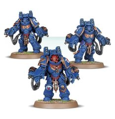 Space Marine Primaris Aggressors (Games Workshop 99120101184) Космодесант: Агрессоры Примарис