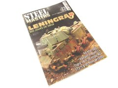 """Leningrad: 900 jours de siege"" Steel Masters Thematique #23 Octobre 2013. Hobby and History Magazine (французский)"