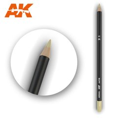 "Карандаш для везеринга и эффектов ""Бежевый"" (AK Interactive AK10029 Weathering pencils BUFF)"