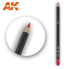 "Карандаш для везеринга и эффектов ""Красный"" (AK Interactive AK10031 Weathering pencils RED)"