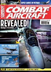 Combat Aircraft -Volume 17 Number 11 November 2016- (ENG) America's best-selling military aviation magazine