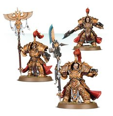 Adeptus Custodes Allarus Custodians (Games Workshop GW-99120108011)