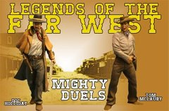 54 мм Mighty Duels KIT2 ( Doc Holliday vs Tom McLaury )