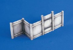 Wooden Fence System - Usefull Stuff 1:35