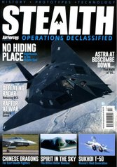 """Stealth. Operations declassified"" AirForces Monthly Publication"