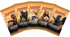 "Magic the Gathering. AMONKHET. Booster Pack (RU) Бустер ""АМОНХЕТ"" (15 карт)"