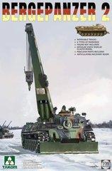 1/35 БРЭМ Bergepanzer 2 (Takom 2122) сборная модель