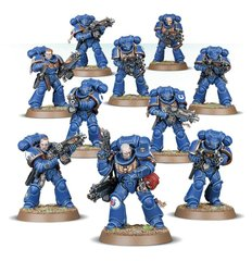 Space Marines Primaris Intercessors (Games Workshop 99120101190) Космодесант: Интерцессоры Примарис
